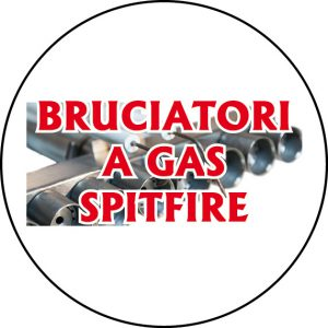 Bruciatori a gas spitfire